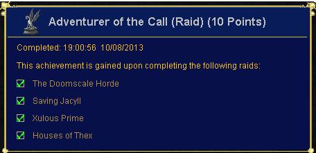 Call of the Forsaken: Completed