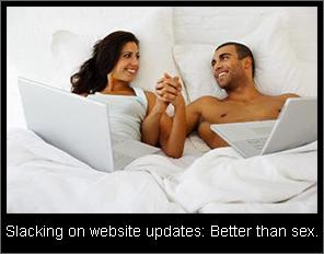 Better than sex.