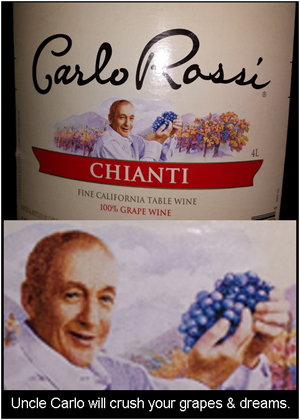Uncle Carlo Grapes
