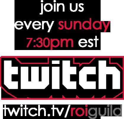 twitch.tv/roiguild